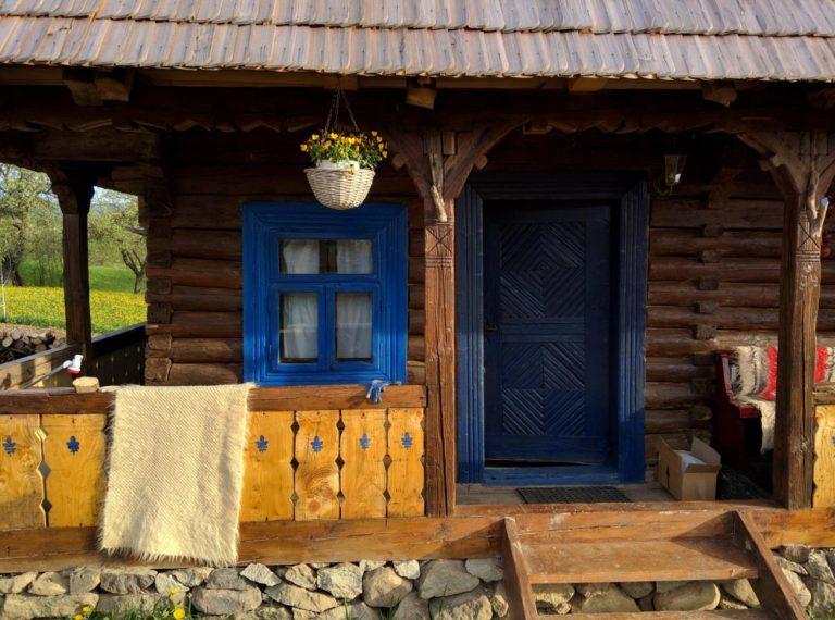 casa din vale breb