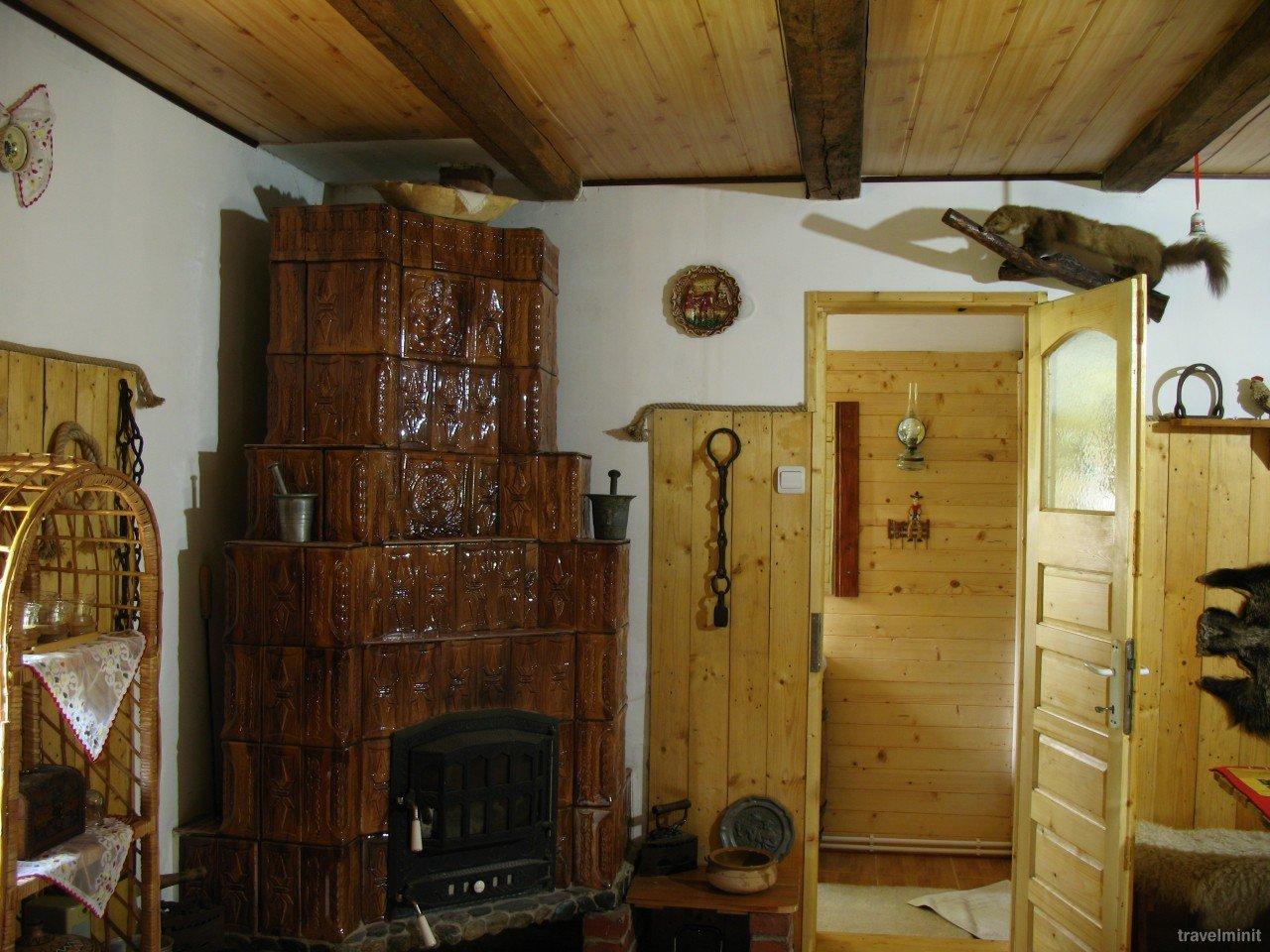 casa rustica oltenia