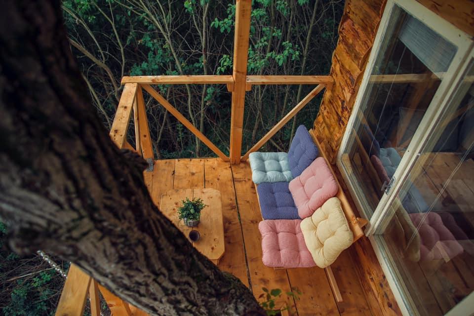 transylvania log cabins
