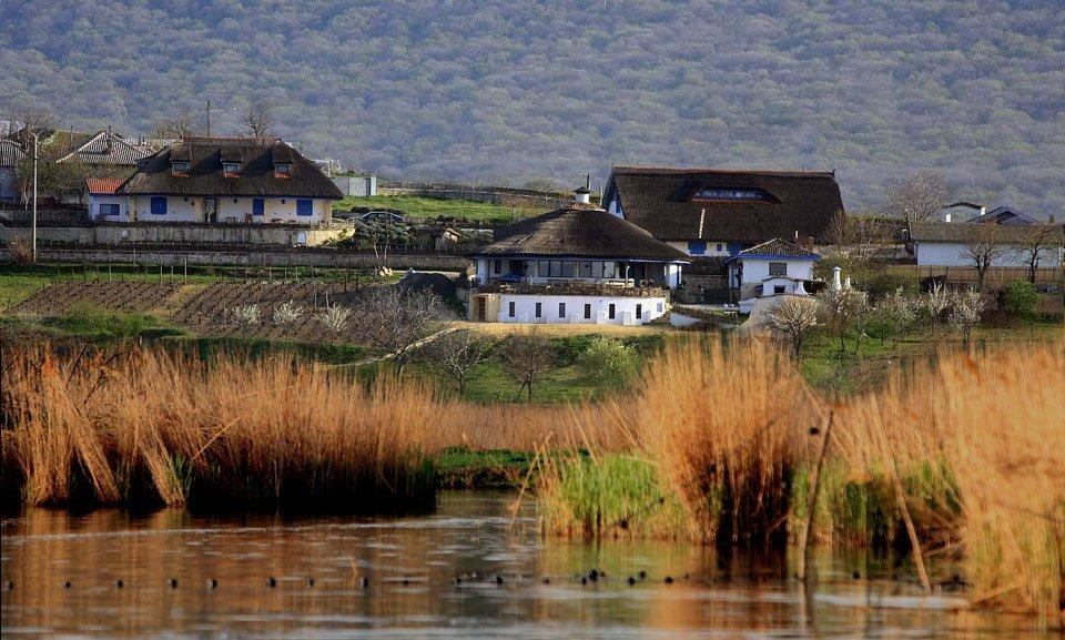 cazare case traditionale delta dunarii