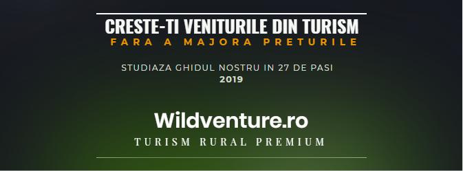 ghid 2019 crestere venituri din turism