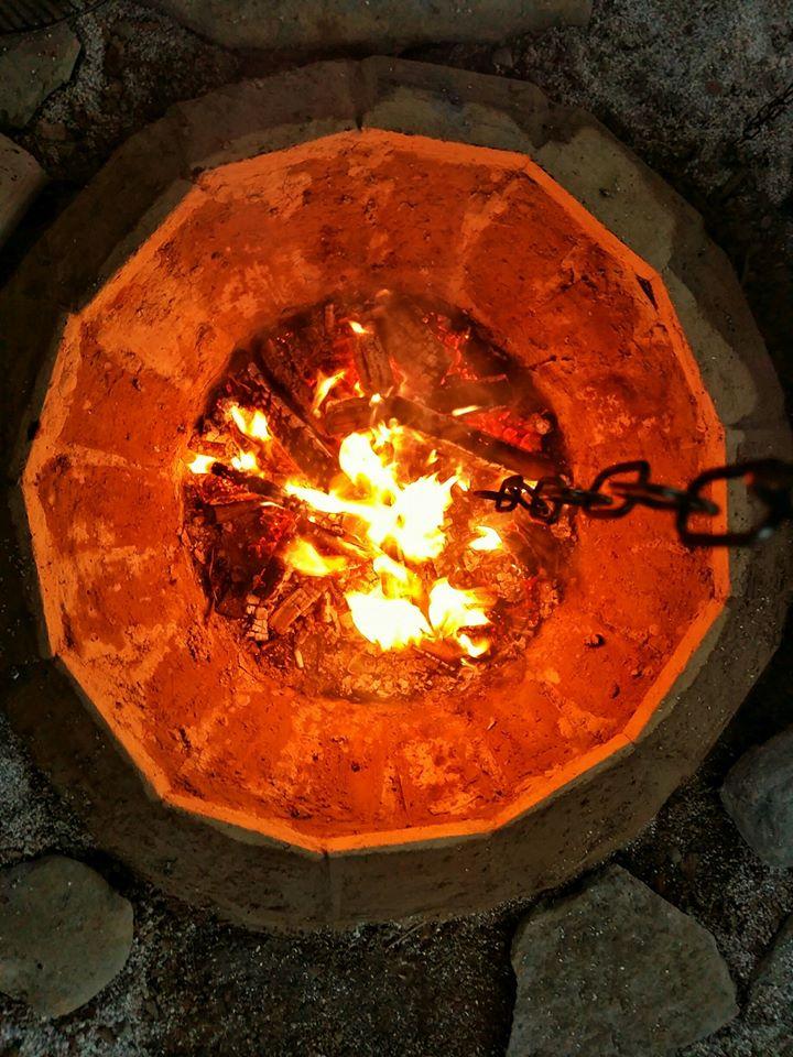 vatra foc