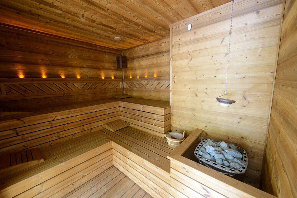 sauna conacul gaal dalnic