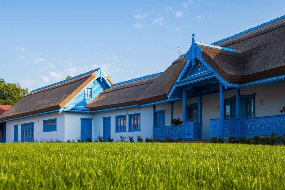 casa filip delta dunarii