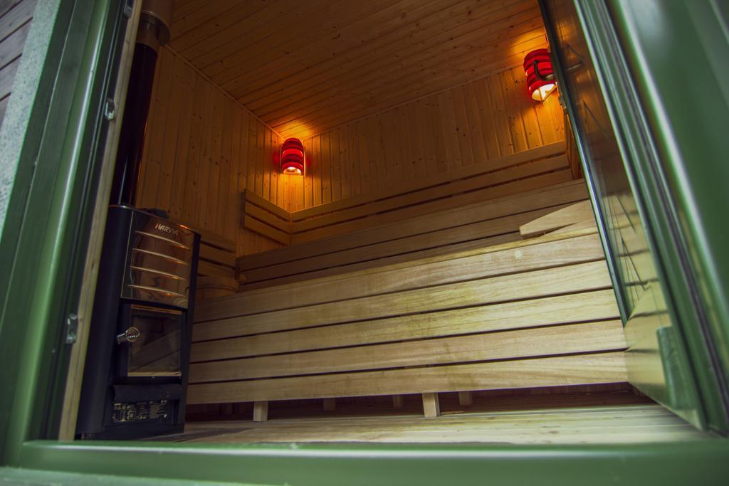 sauna karak chalet