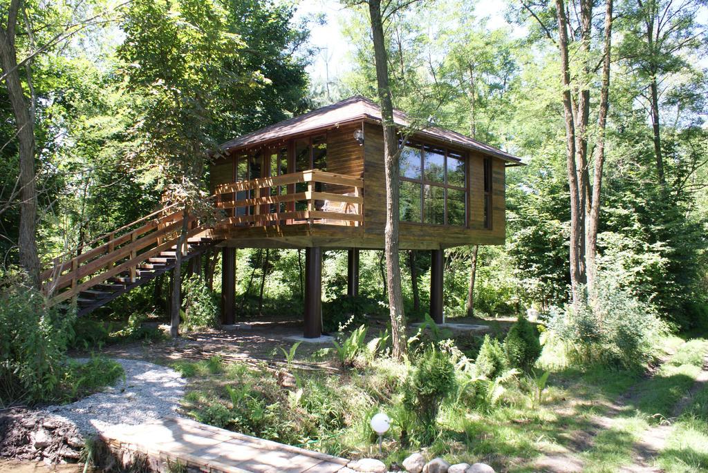 porumbacu treehouse