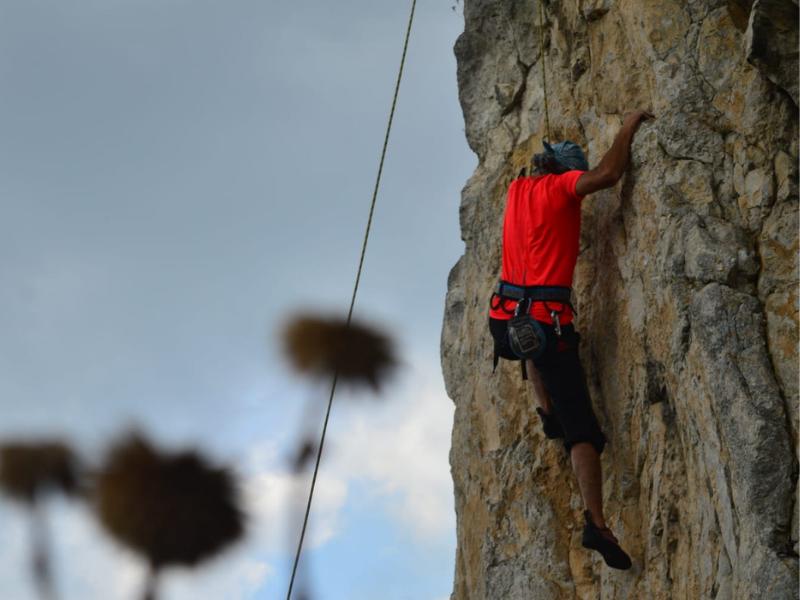 escalada piatra craiului