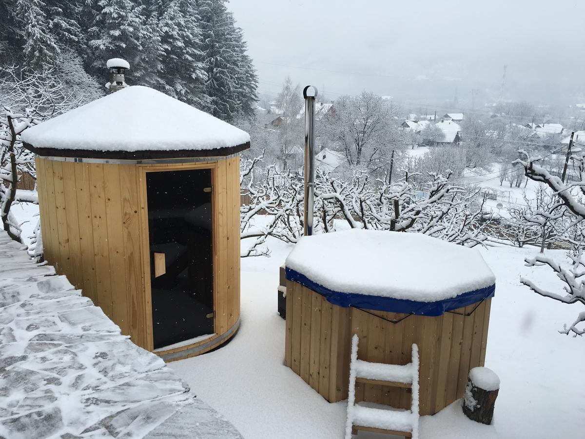 cazare cu sauna si ciubar