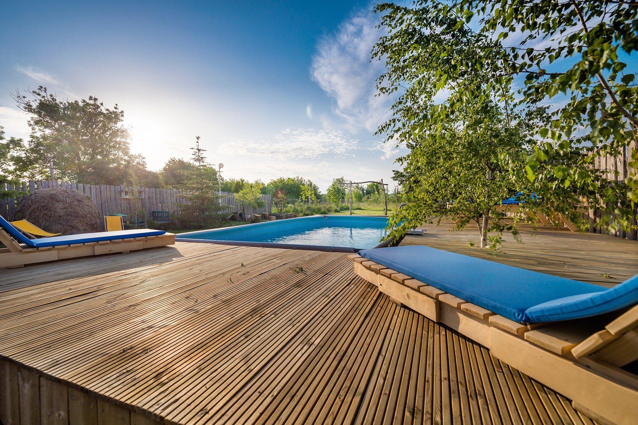 rural piscina ilfov