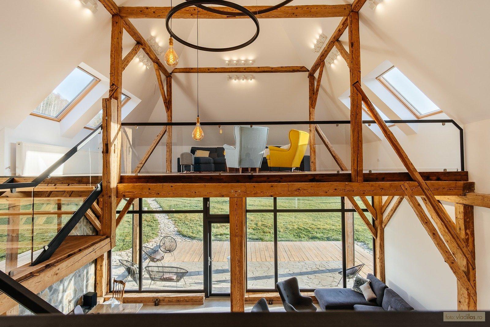 loft chalet bucovina