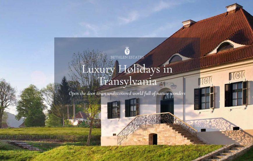 bethlen estates transilvania