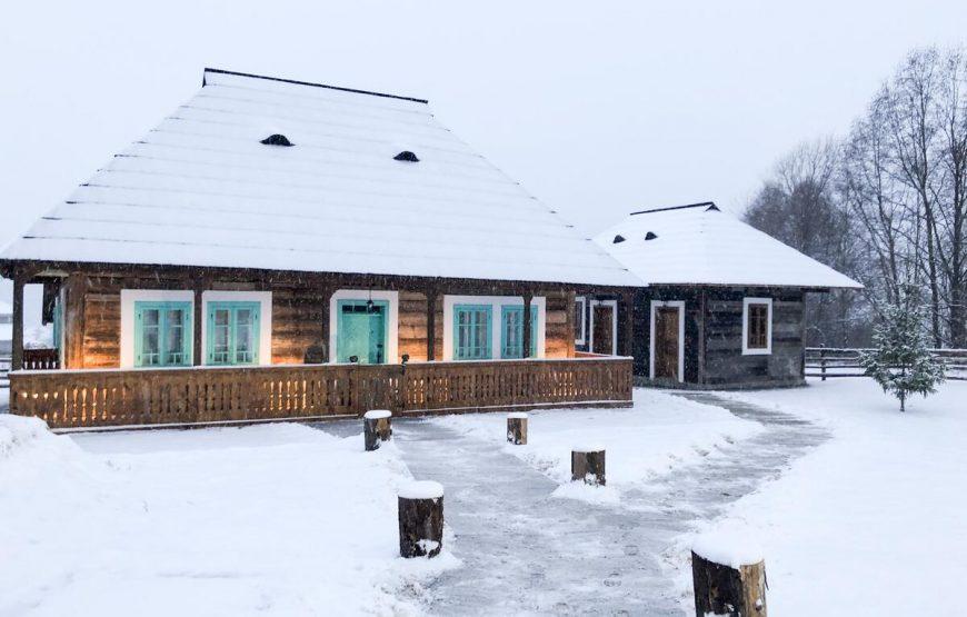 cazare hygge hut