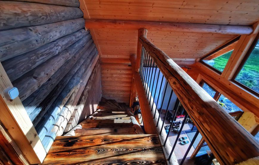 king's rock cabin