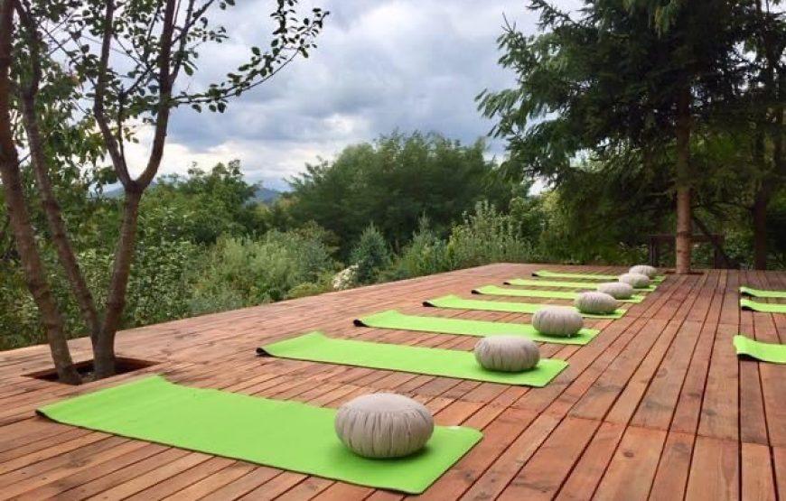 yoga breaza prahova