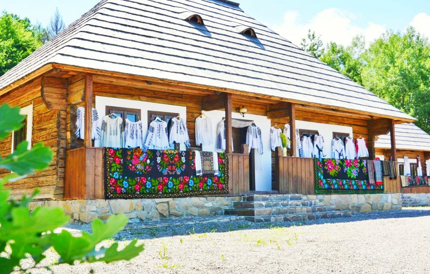 cazari traditionale bucovina