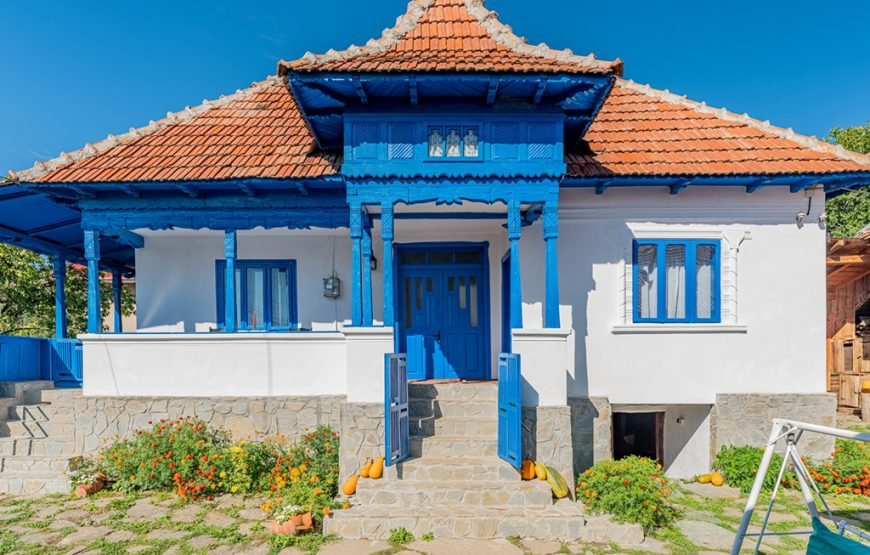 casa traditionala schiulesti
