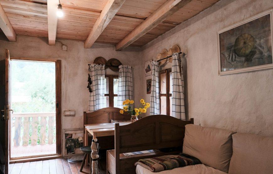cazare case traditionale dambovita