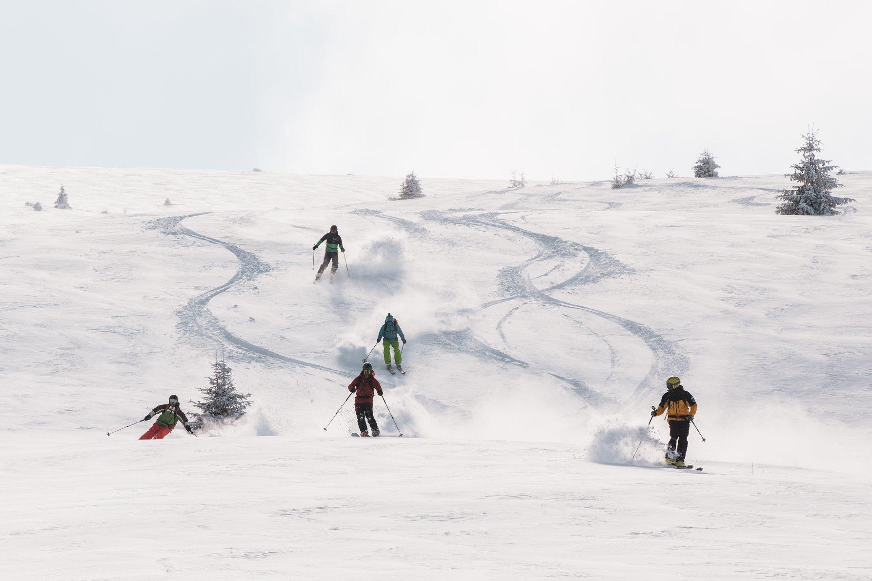 ski muntele mic romania