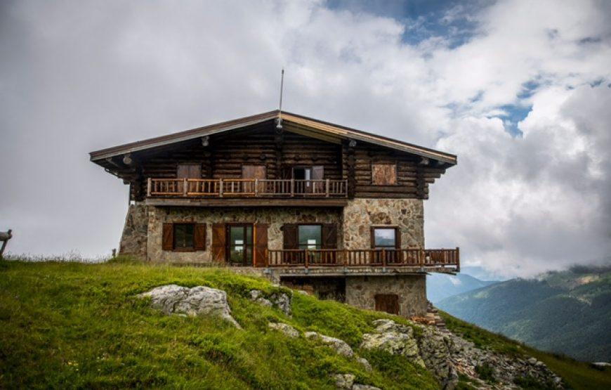 cazare cabana gol alpin