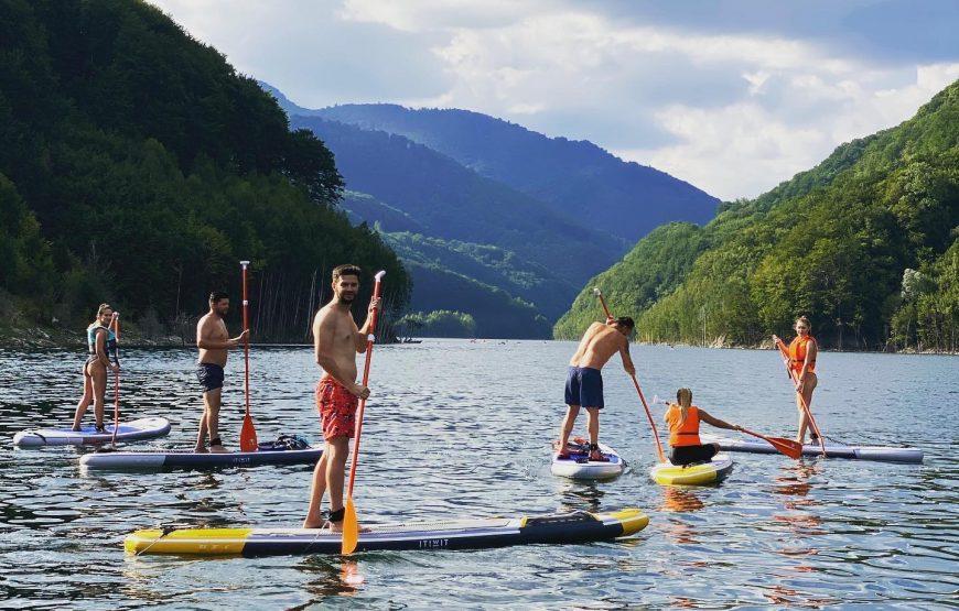 paddleboarding siriu