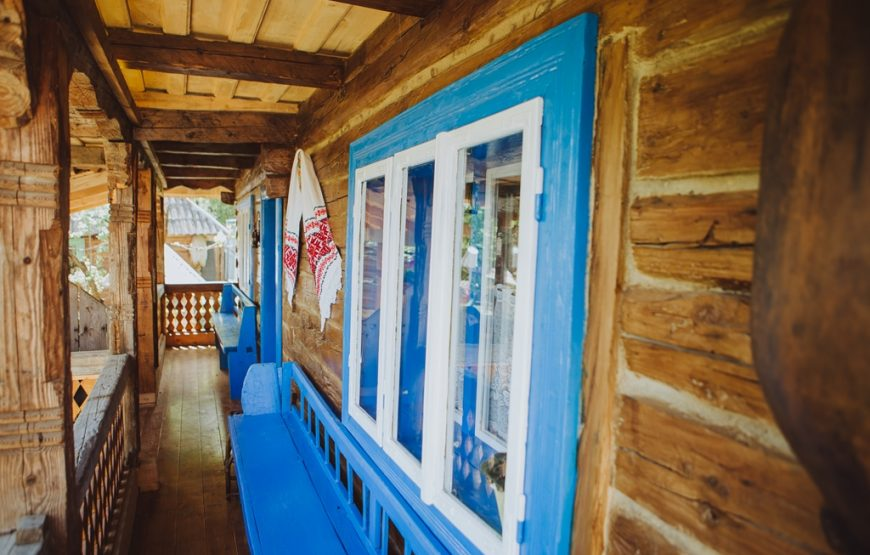 cazare Casa Moroșenilor