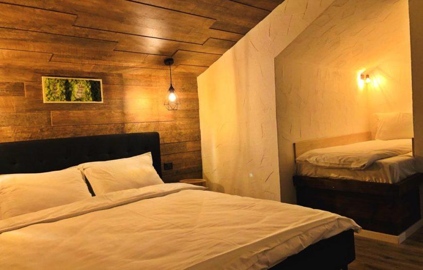 cazare Cabana din Groapa Frumoasă