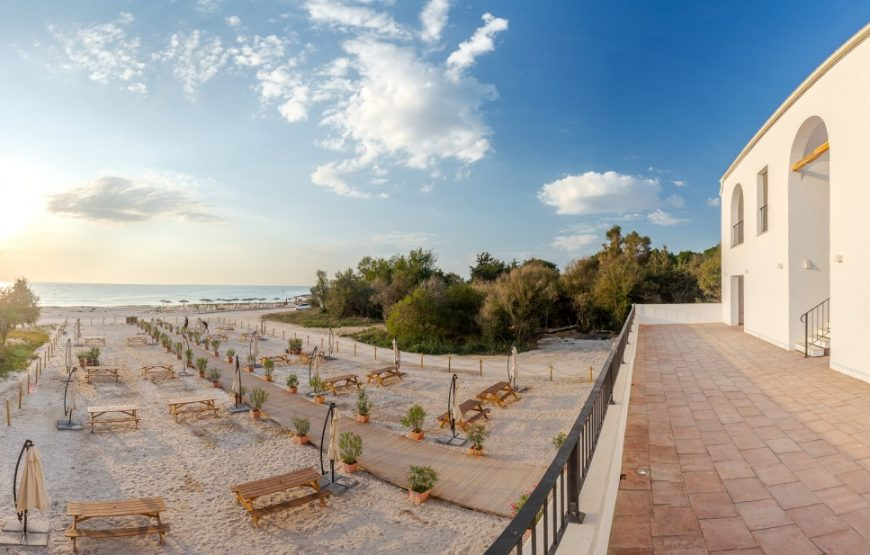 vile pe plaja romania