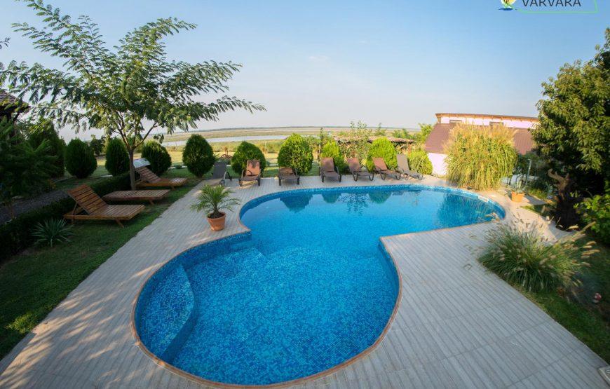 cazare cu piscina delta dunarii