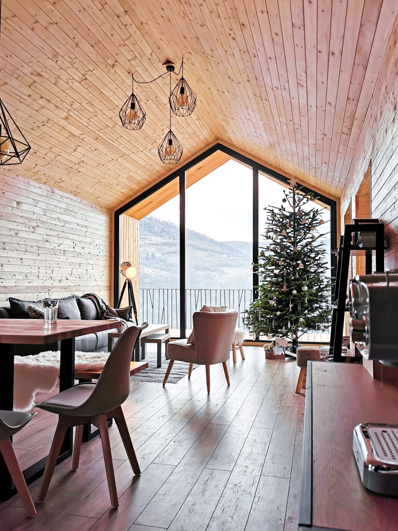 cabana berg somesul rece